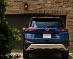2021 Nissan Rogue Rear Wallpapers 150x120 (22)