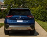 2021 Nissan Rogue Rear Wallpapers 150x120 (21)