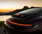 2021 Porsche 911 Targa 4S Heritage Design Edition (Color: Cherry Metallic) Detail Wallpapers 150x120 (46)