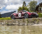 2021 Porsche 911 Targa 4S Heritage Design Edition (Color: Cherry Metallic) Front Three-Quarter Wallpapers 150x120 (29)