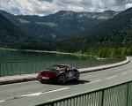 2021 Porsche 911 Targa 4S Heritage Design Edition (Color: Cherry Metallic) Front Three-Quarter Wallpapers 150x120 (18)