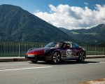 2021 Porsche 911 Targa 4S Heritage Design Edition (Color: Cherry Metallic) Front Three-Quarter Wallpapers 150x120 (19)