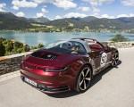 2021 Porsche 911 Targa 4S Heritage Design Edition (Color: Cherry Metallic) Rear Three-Quarter Wallpapers 150x120 (30)