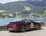 2021 Porsche 911 Targa 4S Heritage Design Edition (Color: Cherry Metallic) Rear Three-Quarter Wallpapers 150x120 (21)