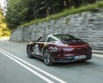2021 Porsche 911 Targa 4S Heritage Design Edition (Color: Cherry Metallic) Rear Three-Quarter Wallpapers 150x120 (13)