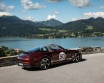 2021 Porsche 911 Targa 4S Heritage Design Edition (Color: Cherry Metallic) Rear Three-Quarter Wallpapers 150x120 (31)