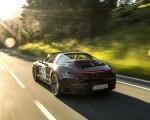 2021 Porsche 911 Targa 4S Heritage Design Edition (Color: Cherry Metallic) Rear Three-Quarter Wallpapers 150x120 (14)