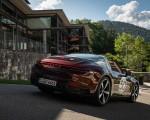 2021 Porsche 911 Targa 4S Heritage Design Edition (Color: Cherry Metallic) Rear Three-Quarter Wallpapers 150x120 (32)