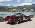 2021 Porsche 911 Targa 4S Heritage Design Edition (Color: Cherry Metallic) Rear Three-Quarter Wallpapers 150x120 (33)