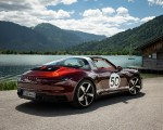 2021 Porsche 911 Targa 4S Heritage Design Edition (Color: Cherry Metallic) Rear Three-Quarter Wallpapers 150x120 (22)