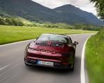 2021 Porsche 911 Targa 4S Heritage Design Edition (Color: Cherry Metallic) Rear Wallpapers 150x120 (5)