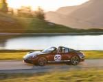2021 Porsche 911 Targa 4S Heritage Design Edition (Color: Cherry Metallic) Side Wallpapers 150x120 (12)