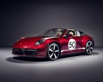 2021 Porsche 911 Targa 4S Heritage Design Edition Front Three-Quarter Wallpapers 150x120 (1)
