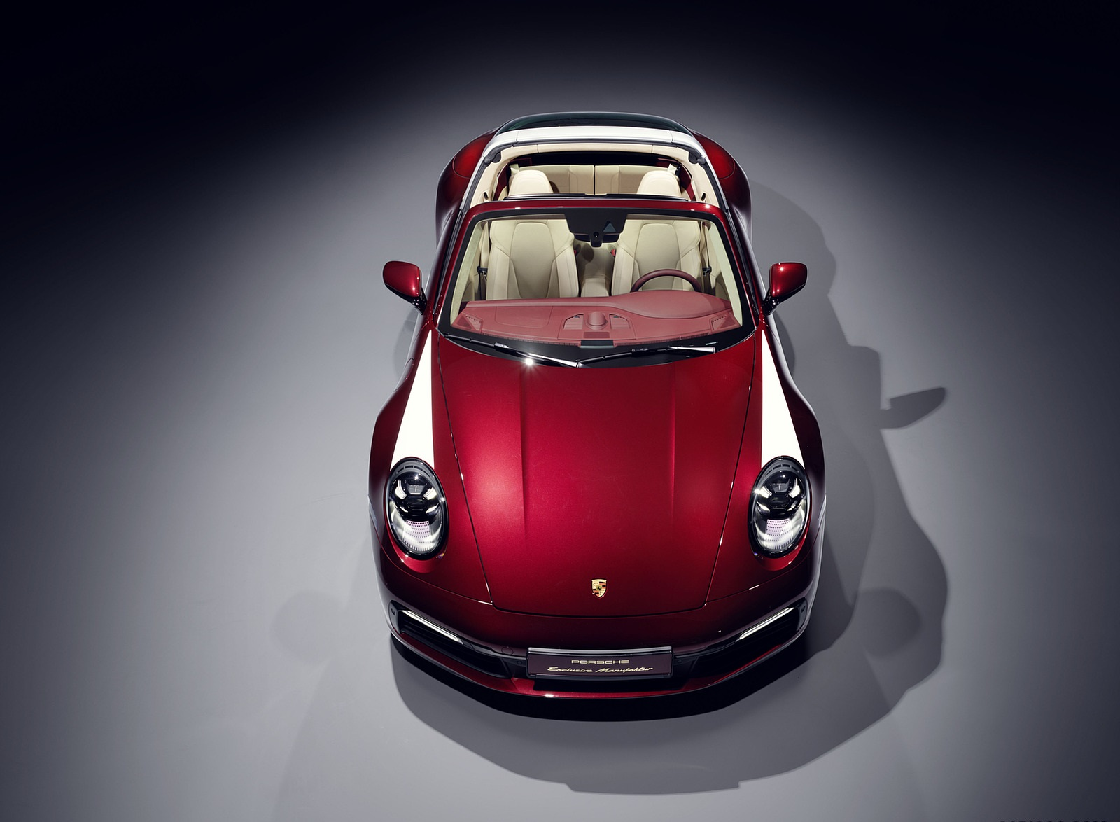 2021 Porsche 911 Targa 4S Heritage Design Edition Top Wallpapers (4)