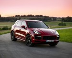 2021 Porsche Cayenne GTS (Color: Carmine Red) Front Three-Quarter Wallpapers 150x120 (11)