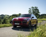 2021 Porsche Cayenne GTS (Color: Carmine Red) Front Three-Quarter Wallpapers 150x120 (10)