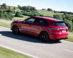 2021 Porsche Cayenne GTS (Color: Carmine Red) Rear Three-Quarter Wallpapers 150x120 (7)