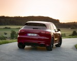 2021 Porsche Cayenne GTS (Color: Carmine Red) Rear Wallpapers 150x120 (15)