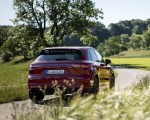 2021 Porsche Cayenne GTS (Color: Carmine Red) Rear Wallpapers 150x120 (16)