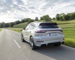 2021 Porsche Cayenne GTS (Color: Sechura Beige Metallic) Rear Wallpapers 150x120 (39)