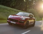 2021 Porsche Cayenne GTS Coupe (Color: Carmine Red) Front Wallpapers 150x120 (14)