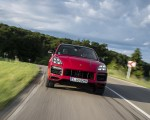 2021 Porsche Cayenne GTS Coupe (Color: Carmine Red) Front Wallpapers 150x120 (6)