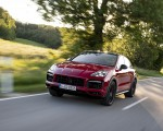 2021 Porsche Cayenne GTS Coupe (Color: Carmine Red) Front Wallpapers 150x120 (8)