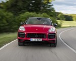 2021 Porsche Cayenne GTS Coupe (Color: Carmine Red) Front Wallpapers 150x120 (18)