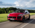 2021 Porsche Cayenne GTS Coupe Wallpapers HD