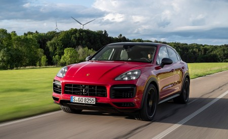 2021 Porsche Cayenne GTS Coupe Wallpapers & HD Images