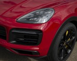 2021 Porsche Cayenne GTS Coupe (Color: Carmine Red) Headlight Wallpapers 150x120 (37)