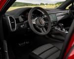 2021 Porsche Cayenne GTS Coupe (Color: Carmine Red) Interior Wallpapers 150x120 (43)