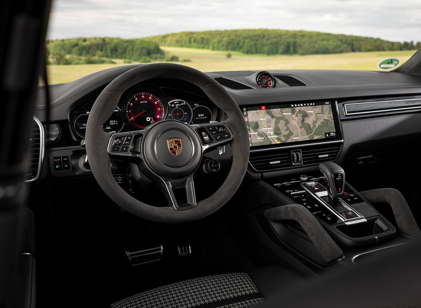 2021 Porsche Cayenne Gts Coupe Color Carmine Red Interior Wallpapers 52 Newcarcars