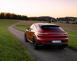 2021 Porsche Cayenne GTS Coupe (Color: Carmine Red) Rear Three-Quarter Wallpapers 150x120 (29)