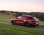2021 Porsche Cayenne GTS Coupe (Color: Carmine Red) Rear Three-Quarter Wallpapers 150x120 (27)