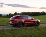 2021 Porsche Cayenne GTS Coupe (Color: Carmine Red) Rear Three-Quarter Wallpapers 150x120 (28)