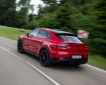 2021 Porsche Cayenne GTS Coupe (Color: Carmine Red) Rear Three-Quarter Wallpapers 150x120 (9)