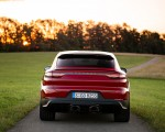 2021 Porsche Cayenne GTS Coupe (Color: Carmine Red) Rear Wallpapers 150x120 (31)