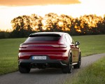 2021 Porsche Cayenne GTS Coupe (Color: Carmine Red) Rear Wallpapers 150x120 (30)