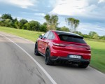 2021 Porsche Cayenne GTS Coupe (Color: Carmine Red) Rear Wallpapers 150x120 (19)
