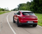 2021 Porsche Cayenne GTS Coupe (Color: Carmine Red) Rear Wallpapers 150x120 (10)