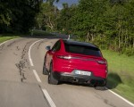 2021 Porsche Cayenne GTS Coupe (Color: Carmine Red) Rear Wallpapers 150x120 (20)