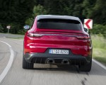 2021 Porsche Cayenne GTS Coupe (Color: Carmine Red) Rear Wallpapers 150x120 (13)