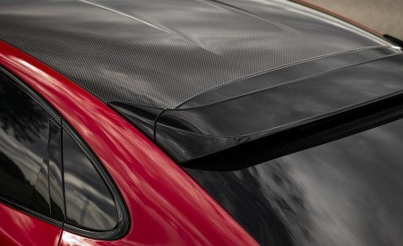 2021 Porsche Cayenne GTS Coupe (Color: Carmine Red) Roof Wallpapers 450x275 (35)