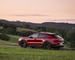 2021 Porsche Cayenne GTS Coupe (Color: Carmine Red) Side Wallpapers 150x120 (33)