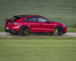 2021 Porsche Cayenne GTS Coupe (Color: Carmine Red) Side Wallpapers 150x120 (21)