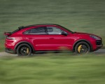 2021 Porsche Cayenne GTS Coupe (Color: Carmine Red) Side Wallpapers 150x120 (22)