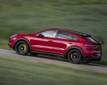 2021 Porsche Cayenne GTS Coupe (Color: Carmine Red) Side Wallpapers 150x120 (23)