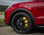 2021 Porsche Cayenne GTS Coupe (Color: Carmine Red) Wheel Wallpapers 150x120 (34)