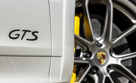 2021 Porsche Cayenne GTS Coupe (Color: Crayon) Badge Wallpapers 450x275 (109)